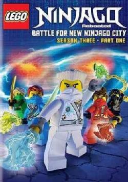 Lego Ninjago: Rebooted: Battle for New Ninjago City: Season Three Part One (DVD)
