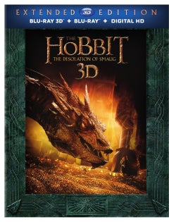 The Hobbit: The Desolation Of Smaug (3D) (Blu-ray Disc)