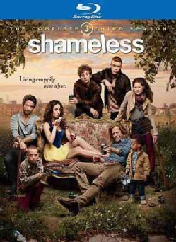 Shameless: The Complete Third Season (Blu-ray Disc)