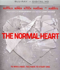 The Normal Heart (Blu-ray Disc)