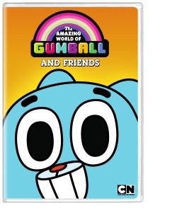 Gumball and Friends (DVD)