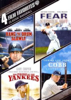 4 Film Favorites: Classic Baseball (DVD)