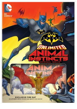 Batman Unlimited: Animal Instincts (DVD)