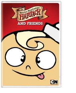 Flapjack and Friends (DVD)