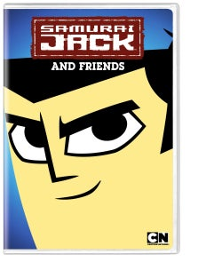 Samurai Jack and Friends (DVD)