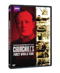 Churchill's First World War (DVD)