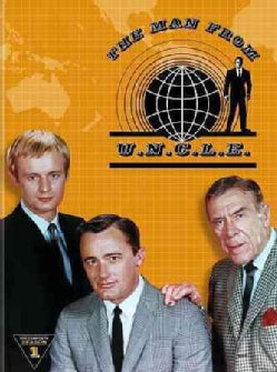 The Man From U.N.C.L.E.: The Complete First Season (DVD)
