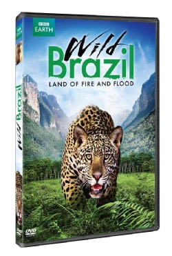 Wild Brazil: Land of Fire and Flood (DVD)