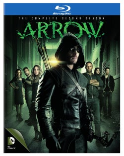 Arrow: The Complete Second Season (Blu-ray Disc)