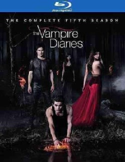 The Vampire Diaries: The Complete Fifth Season (Blu-ray Disc)