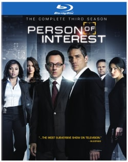 Person Of Interest: The Complete Third Season (Blu-ray/DVD)