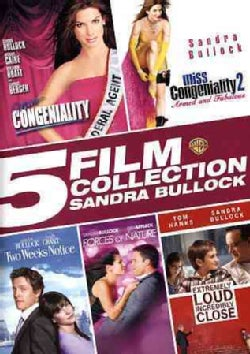 5 Film Collection: Sandra Bullock (DVD)