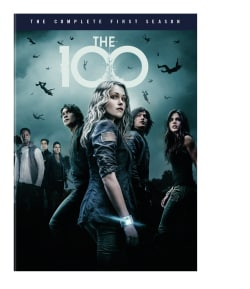 The 100: The Complete First Season (DVD)