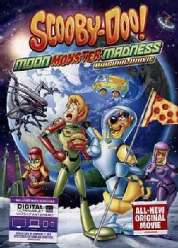 Scooby-Doo! Moon Monster Madness (DVD)