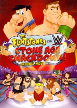 The Flintstones & WWE:  Stone Age Smackdown (DVD)