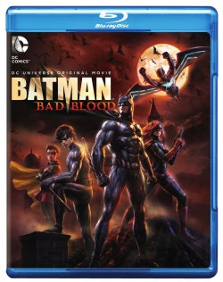 Batman: Bad Blood (Blu-ray/DVD)