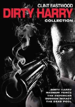 5 Film Collection: Dirty Harry (DVD)