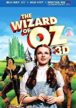 Wizard of Oz 3D: 75th Anniversary Collectable Metal Case (Blu-ray Disc)
