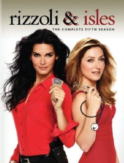 Rizzoli & Isles: The Complete Fifth Season (DVD)