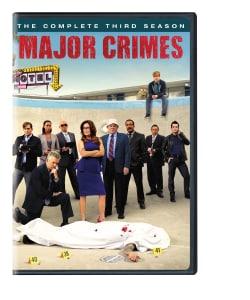 Major Crimes: The Complete Third Season (DVD)