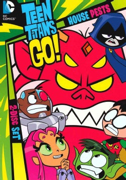 Teen Titans Go!: House Pests Season 2 Part 2 (DVD)