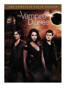 The Vampire Diaries: The Complete Sixth Season (DVD)
