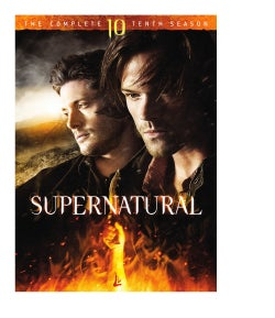 Supernatural: The Complete Tenth Season (DVD)