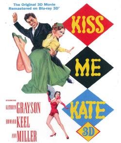 Kiss Me Kate 3D (Blu-ray Disc)