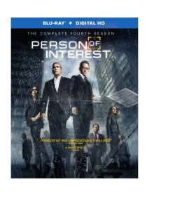 Person of Interest: The Complete Fourth Season (Blu-ray Disc)