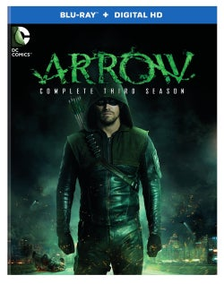 Arrow: The Complete Third Season (Blu-ray Disc)
