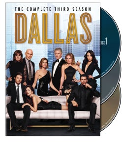 Dallas: The Complete Third and Final Season (DVD)