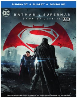 Batman v Superman: Dawn of Justice 3D (Blu-ray Disc)