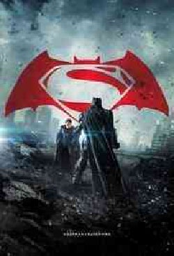 Batman v Superman: Dawn of Justice (Blu-ray/DVD)