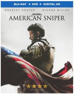 American Sniper (Blu-ray/DVD)