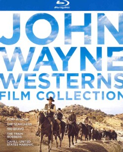 John Wayne Western Collection (Blu-ray Disc)
