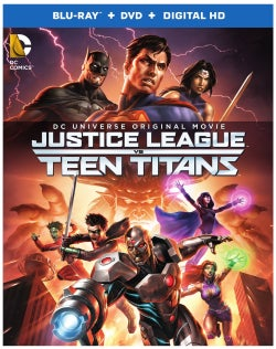 Justice League Vs. Teen Titans (Blu-ray/DVD)