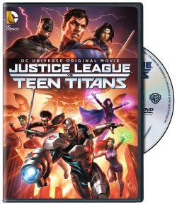 Justice League Vs. Teen Titans (DVD)