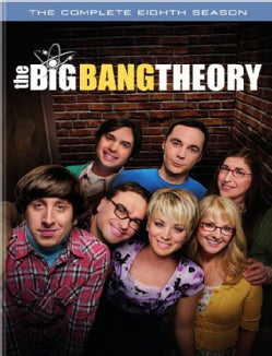 The Big Bang Theory: The Complete Eighth Season (DVD)