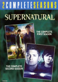 Supernatural: Season One And Season Two (DVD)