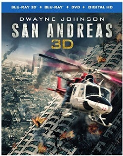 San Andreas 3D (Blu-ray Disc)