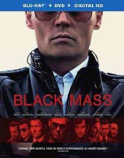 Black Mass (Blu-ray/DVD)