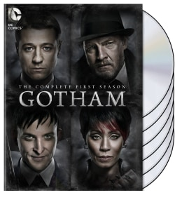 Gotham: The Complete First Season (DVD)