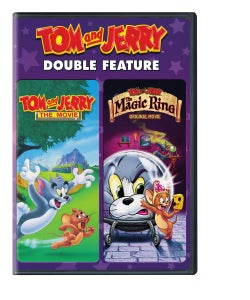 Tom and Jerry: The Magic Ring/The Movie (DVD)