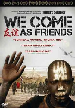 We Come As Friends (DVD)