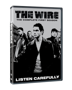 The Wire: The Complete First Season (DVD)