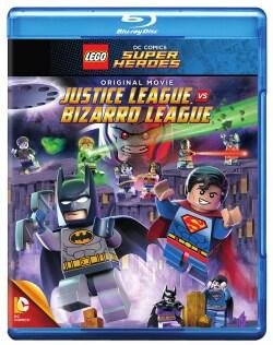 Lego DC Comics Super Heroes: Justice League vs. Bizarro League (Blu-ray/DVD)
