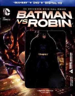 Batman vs. Robin (Blu-ray/DVD)