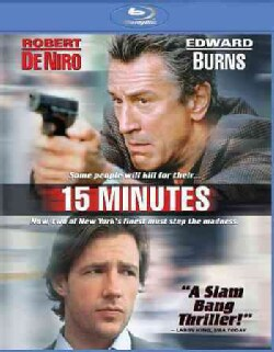 15 Minutes (Blu-ray Disc)