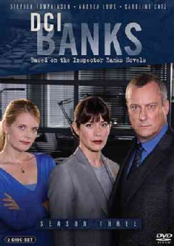 DCI Banks: Season 3 (DVD)