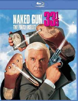 Naked Gun 33 1/3: The Final Insult (Blu-ray Disc)